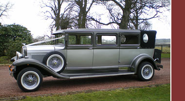 Bramwith Wedding Car